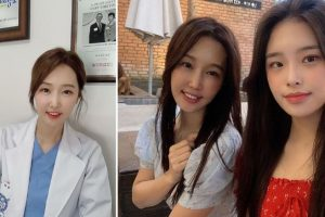 51-Year-Old Dentist Looks So Young She's Mistaken for Her Daughter's Sister