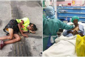 Grab Driver Saves Life of Unconscious Homeless Man, Pays His Hospital Bills