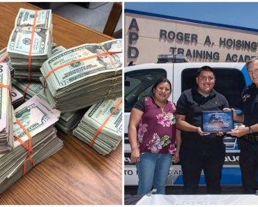 Teen Finds $135,000 Next to ATM, Earns Praise for Turning It In