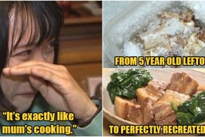 Woman Cries after Chef Recreates Mom's Last Meal from 5-Year-Old Frozen Leftovers