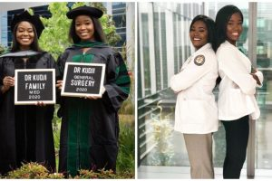 Mother and Daughter Go Viral after Graduating from Medical School Together