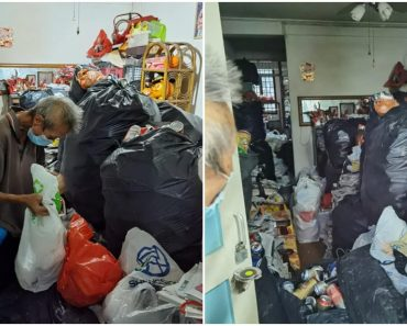 Old Man Loses Job, Starves Self to Feed 93-Year-Old Mom and Sister