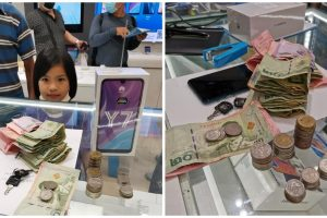 Girl Forced to Open Coin Bank So She Can Buy a Phone for Online Learning