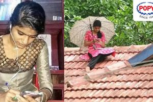Student Goes Viral for Studying on the Roof to Find Best Signal