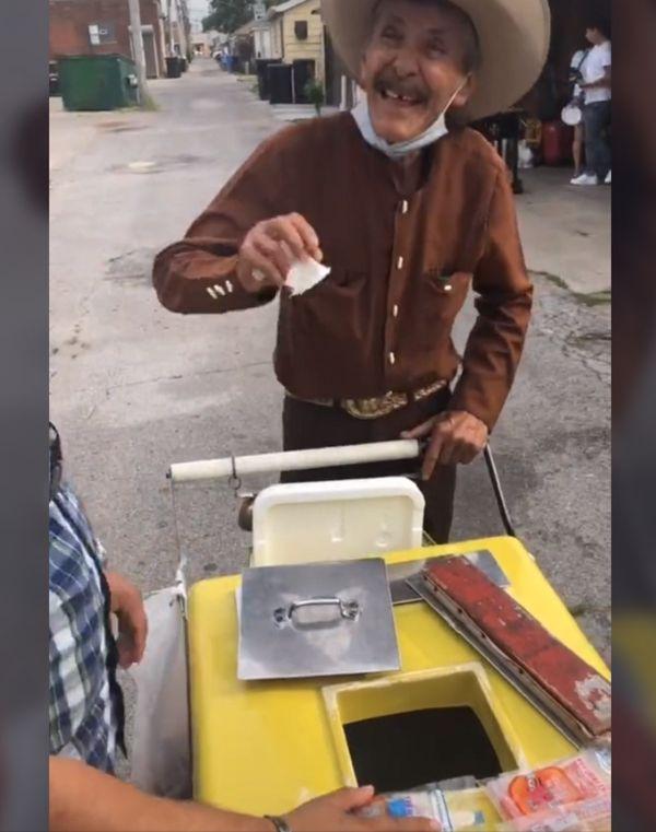 fundraiser vendor retire