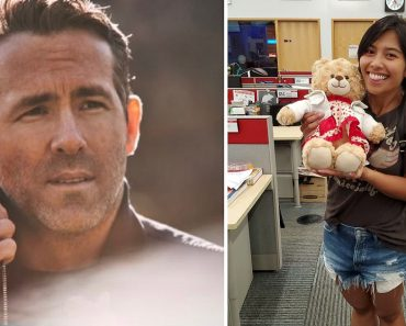 Ryan Reynolds Offers $5,000 for Return of Pinay's Teddy Bear with Late Mom's Recording