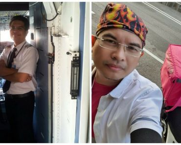 Pilot Who Used to Earn $140 a Day, Works as FoodPanda Rider During COVID Crisis