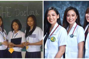 Best Friends Since High School Go Viral for Graduating Med School Together