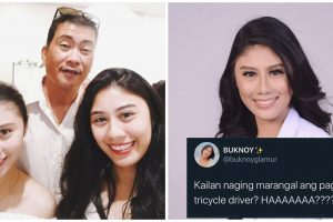 Proud Dentist Honors Tricycle Driver Dad for Sending Her to College