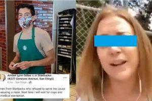 Woman Shames Starbucks Employee, Now Wants Part of $100k He Got from Netizens