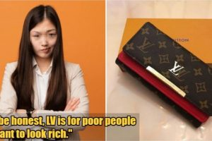 Woman Blasts BF for Giving Her $500 LV Wallet, Sending Her Food from 'Cheap' Restaurants