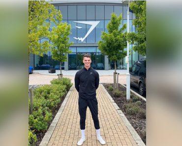 Former Pizza Boy Starts Sportswear Company, Now Worth $1.3 Billion