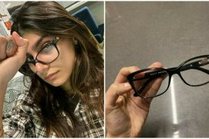 Mia Khalifa Auctions Her Trademark Glasses for $100k to Support Beirut Blast Victims