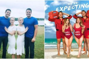 Identical Twin Sisters Marry Identical Twin Brothers, Get Pregnant at the Same Time