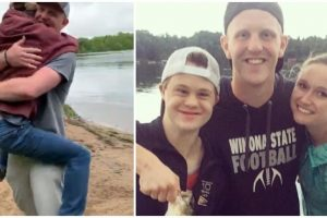 Guy's Best Man Proposal to Brother with Down Syndrome Goes Viral