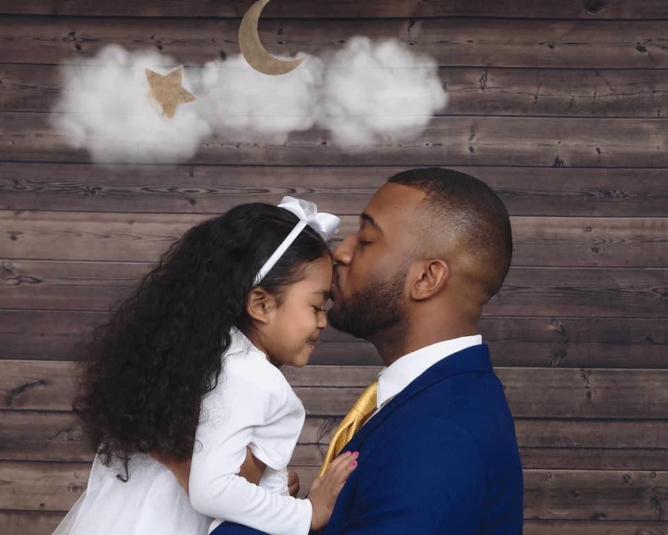 single dad goes viral