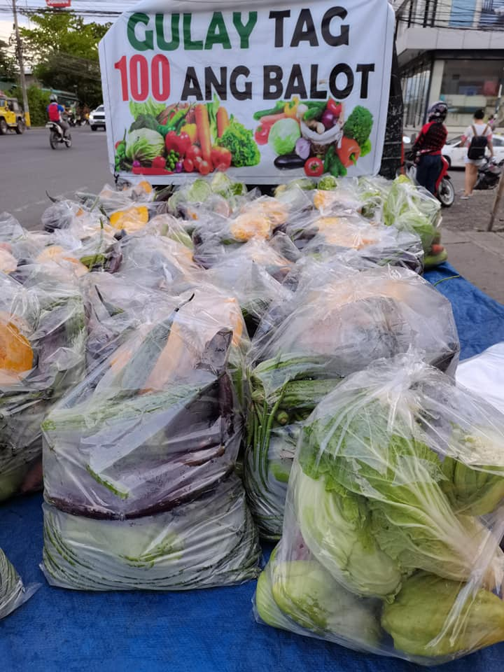 farmer sells affordable vegetables