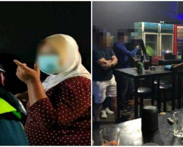 Woman Caught Breaking COVID Curfew to Follow Husband to Nightclub