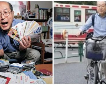 Japanese Guy Only Used Vouchers for 36 Years, Hasn't Spent a Single Cent of Money