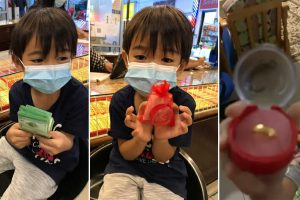 Adorable 6-Year-Old Kid Buys Mom a Gold Ring with His Birthday Money