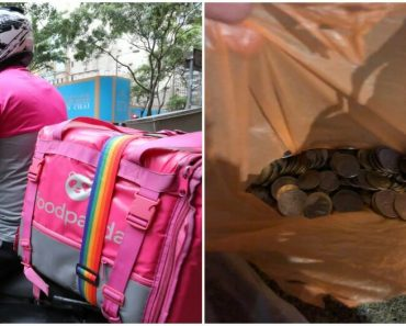 FoodPanda Rider Treats Boy Who Paid for Pizza Order with Coins