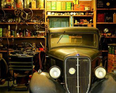 Make the Most of Your Garage Workshop