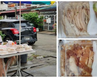 Underpaid Fresh Graduate Quits His Job to Sell Chicken Rice at the Sidewalk