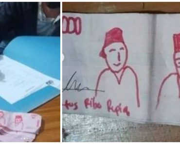 Indonesian Man Gets Scammed by Phone Buyer Who Paid in Hand-drawn Money