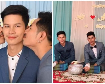 Marriage of 3 Men in Thailand Goes Viral, Their Respective Families Express Support
