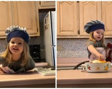 Adorable 2-Year-Old's Online Baking Show Goes Viral