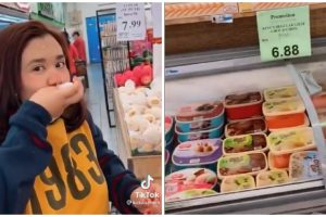 TikTokers Go Viral after Eating Ice from Supermarket Freezer