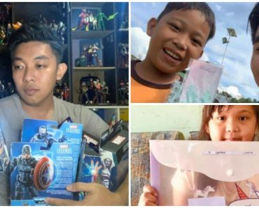 Teacher Sells Action Figure Collection to Buy School Supplies as Farewell Gifts to Students
