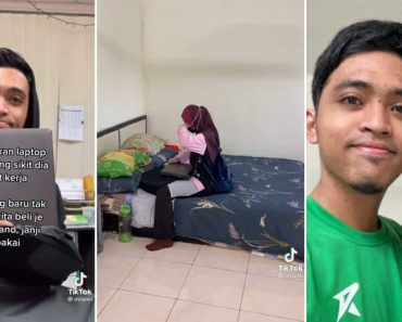 Husband Works Three Jobs to Buy Laptop for Wife Who's a Teacher