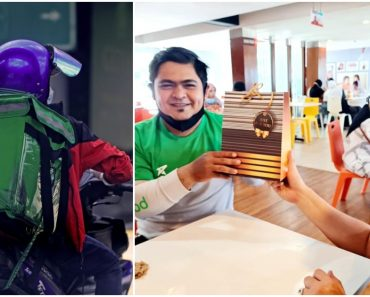 Deaf GrabFood Rider Tries Best to Call Customer after Getting Lost, Gets Rewarded
