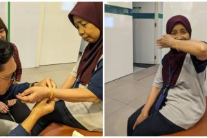 Workers Buy Gold Bracelet for Their Office Cleaner, Sweet Gesture Goes Viral