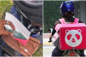 Woman Gives $250-Tip to FoodPanda Rider, Asks for Prayers to Conceive a Baby