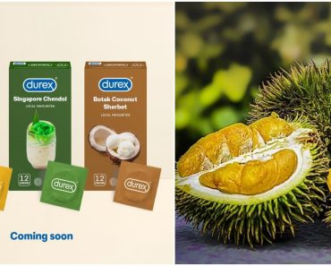 Durex Singapore Launches Durian Condoms and Other Novelty Flavors
