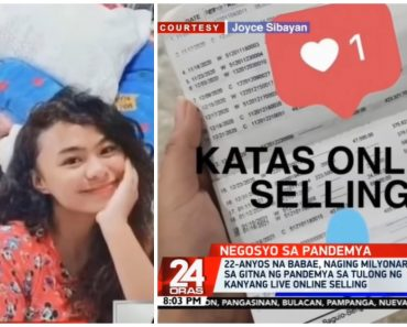 22-Year-Old Filipina Becomes a Millionaire through FB Live Selling
