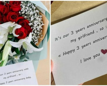 Confused Florist Prints Out Customer's Instructions, Card Message Looks Like Cheating Confession