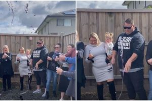 Caught on Camera: Dad's Angry Reaction to Gender Reveal Goes Viral