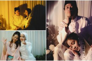 Woman Uses Sunset Lamp for Budget-Friendly Yet Incredible Photos at Sister's Wedding