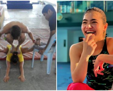 Olympic Springboard Diver's Unconventional Old Training Photo Wows Netizens