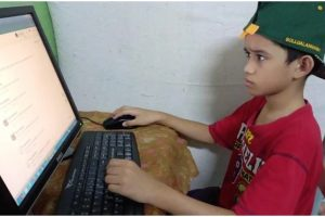 11-Year-Old Boy Becomes Shopee Seller to Earn Money for Online School
