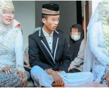 Woman Crashes Ex's Wedding, Becomes His Second Bride in Instant Double Wedding